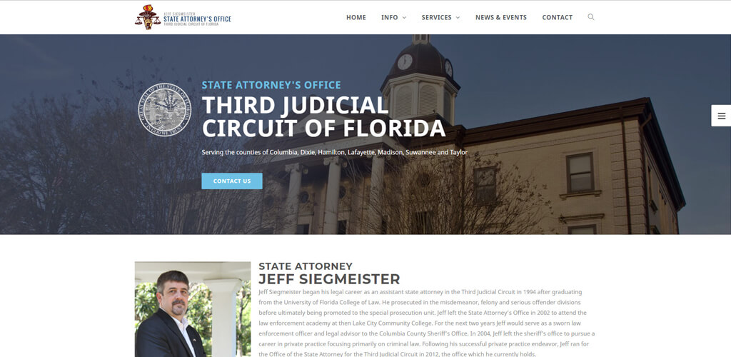 State Attorney's Office 3rd Circuit of Florida